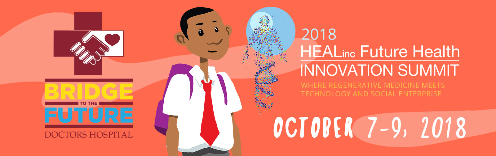 2018 Inaugural Healinc Future Health Innovation Summit